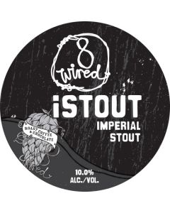 8 Wired - iStout 33 cl.