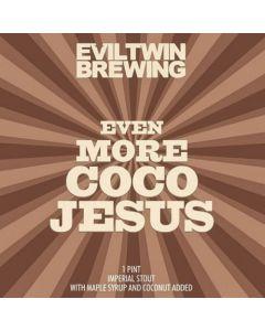Evil Twin - Even More Coco Jesus 47,3 cl.