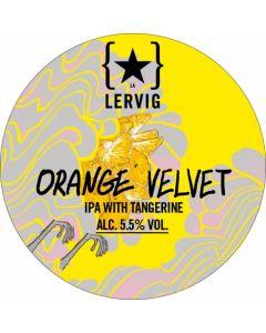 Lervig - Orange Velvet 33 Cl.