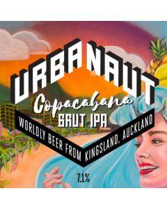 Urbanaut Brewing - Copacabana 44 cl.