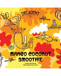 Decadent Ales - Mango Coconut Smoothie 44 cl.