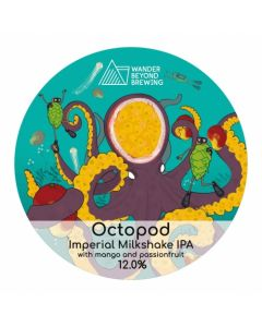 Wander Byond Brewing - Octopod 44 cl.