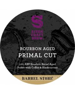 Siren - Bourbon Aged Primal Cut 37,5 cl.