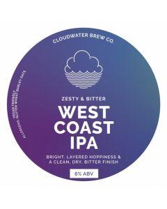 Cloudwater - West Coast IPA 44 cl.