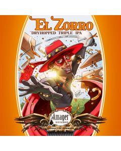 Amager Bryghus - El Zorro 33 cl.