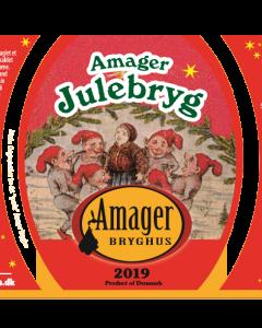 Amager Bryghus - Julebryg 2019 33 cl.