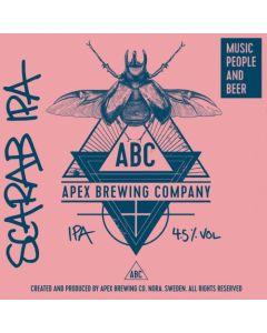 Apex Brewing - Scarab 44 cl.