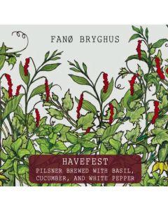 Fanø Bryghus - Havefest 50 cl.