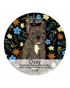 Wander Beyond Brewing - Ozzy 44 cl.