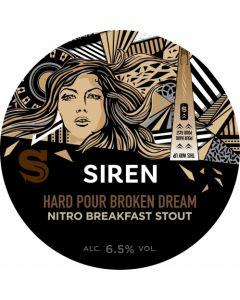 Siren - Hard Pour Broken Dream Nitro 44 cl.