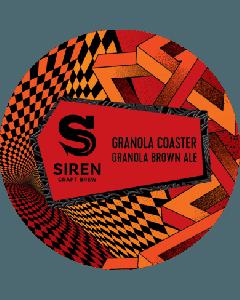 Siren - Granola Coaster 44 cl.