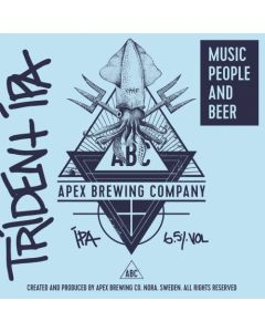 Apex Brewing - Trident 44 cl.