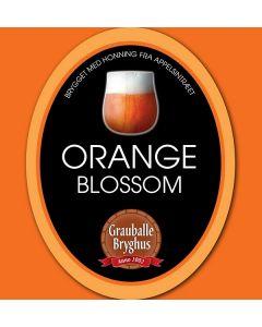 Grauballe Bryghus - Orange Blossom 50 cl.