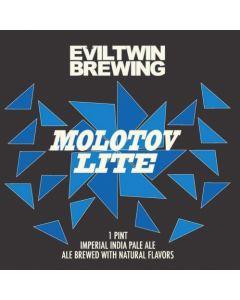 Evil Twin Brewing - Molotov Lite 44 cl.
