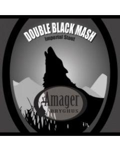 Amager Bryghus Double Black Mash 2018 50 cl.