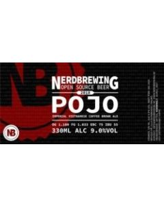 Nerdbrewing - POJO 33 cl.