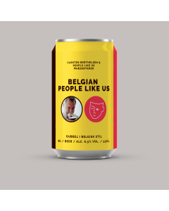 People Like Us - Belgian People Like Us 33 cl.