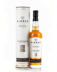 Bimber, Ex. Bourbon Oak Cask Batch 2, 51,8%