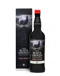 Famous Grouse, Black Grouse Alpha Edition, 70 cl. 40%