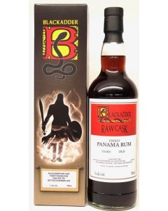 Blackadder, Panama 2009 Raw Cask 11 Y.O., 63,2% 70 cl.