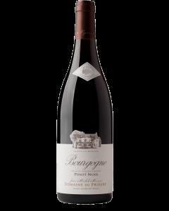 Domaine du Prieuré, Bourgogne Pinot Noir 2018, 75 cl.