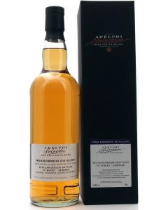 Adelphi Selection, From Bowmore 17 Y.O., 60,8% 70 cl.