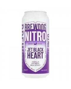 Brewdog - Jet Black Heart 40,2 cl.