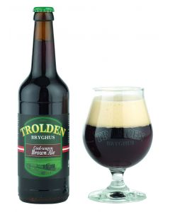 Trolden Coal-wagon Brown Ale 50 cl.