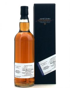 Adelphi Selection, From Bruichladdich (Port Charlotte) 15 Y.O., 57,7% 70 cl.