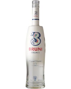 Bruni Collin's Gin, 39% 70 cl.