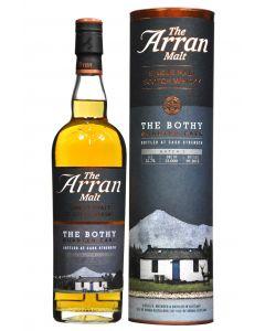 The Arran Malt, The Bothy Quarter Cask Batch 2, 70 cl. 55,2%