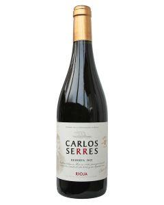 Carlos Serres, Reserva 2012, 75 cl.