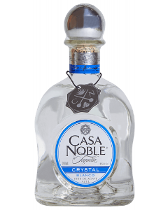 Casa Noble, Crystal Tequila, 40% 70 cl.