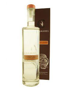 Chamarel Rum, Coconut Liqueur 50 cl. 35%