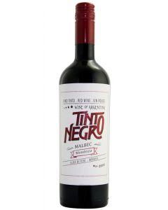 TintoNegro. Malbec 2016, 75 cl.