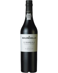 Churchill, 10 års Tawny, 0,50 cl.