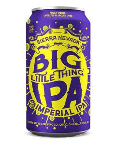 Sierra Nevada - Big Little Thing IPA 35,5 Cl.
