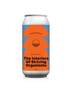 Cloudwater -The Interiors Of Striving Organisms 44 cl.