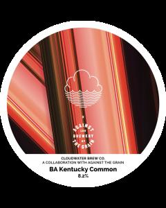 Cloudwater - Bourbon BA Kentucky Common 37,5 cl.