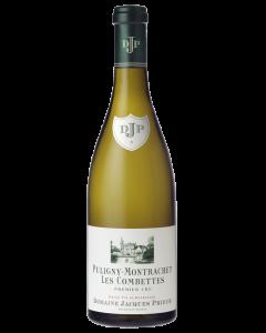 """Jacques Prieur, Puligny Montrachet 1. cru """"Les Combettes"""" 2013, 75 cl."""