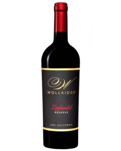 Wollridge, Zinfandel 2018, 75 cl.