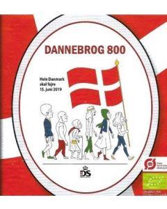 Grauballe Bryghus - Dannebrog 800 50 cl.