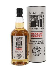 Kilkerran, Heavily Peated batch 4, 58,6% 70 cl.