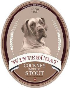 Winter Coat Cockney Imp. Stout 50 cl.