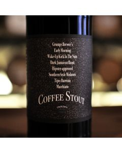 Trolden Bryghus Coffee Stout 50 cl.