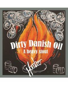 Hornbeer - Dirty Danish Oil 33 cl.