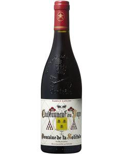 Dom. La Solitude, Châteauneuf du Pape Tradition 2017, 75 cl.