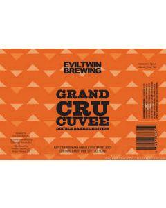 Evil Twin Brewing - Grand Cru Cuvee 44 cl.