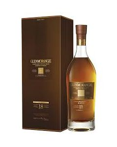 Glenmorangie, Extremely Rare 18 Y.O., 43% 70 cl.
