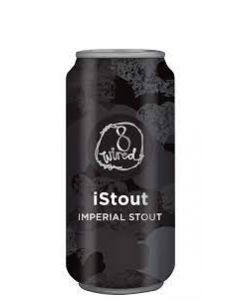 8 Wired - iStout 44 cl.
